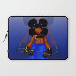 Tough Girl Laptop Sleeve