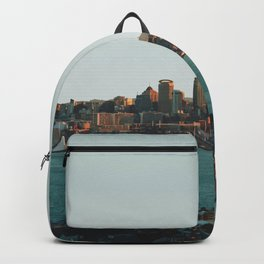 Auckland, New Zealand Travel Artwork Backpack