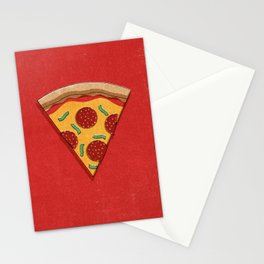 FAST FOOD / Pizza Stationery Cards
