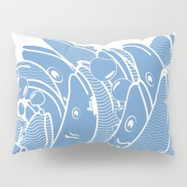 The Ocean is Alive Pillow Sham