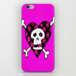 Poison Love iPhone Skin