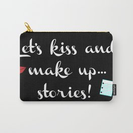 Kiss and Make Up Carry-All Pouch
