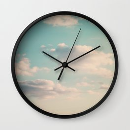 An endless affair with the upper atmosphere Wall Clock