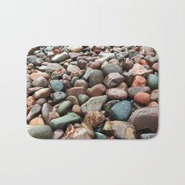 Lake Superior Rocks Bath Mat