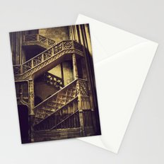 A Hogwarts Staircase Stationery Cards
