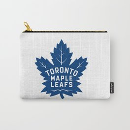 Toronto Maple Leaf Logo Carry-All Pouch