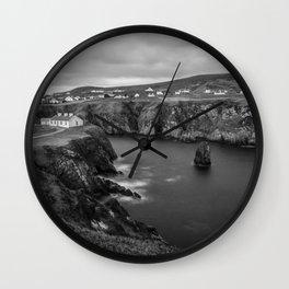 Simple Life Wall Clock