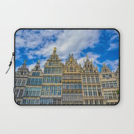 The Grote Markt in Antwerp, Belgium Laptop Sleeve