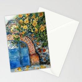 Blue Gate Stationery Cards