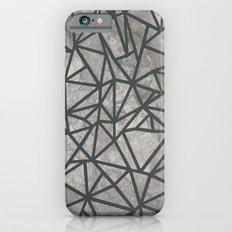 Ab Marb Grey 2 iPhone 6s Slim Case