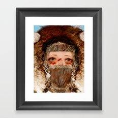 Umka Framed Art Print