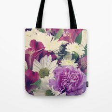 Timeless {Flower Floral Photography} Tote Bag