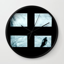 Ceiling pool Wall Clock