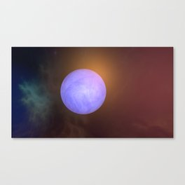 Amongst the Ether Canvas Print