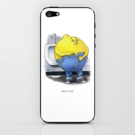 Fruit Fly iPhone Skin
