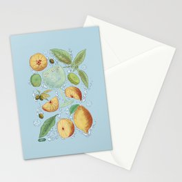 Gin and tonic Stationery Cards