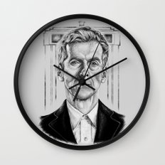 The 12th (Light Variant) Wall Clock