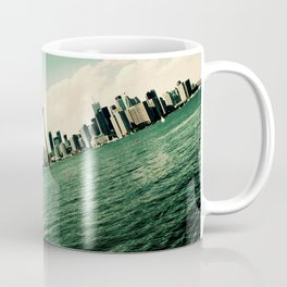 Tilted Toronto Coffee Mug