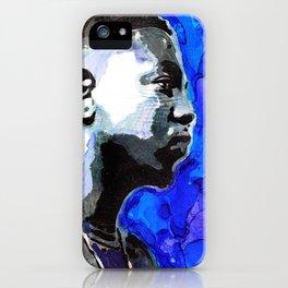 D A M N iPhone Case