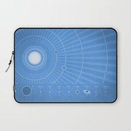 Solar System Cool Laptop Sleeve