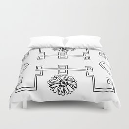 Bee Menagerie Duvet Cover