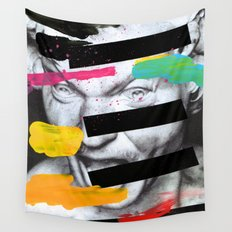 Composition 470 Wall Tapestry
