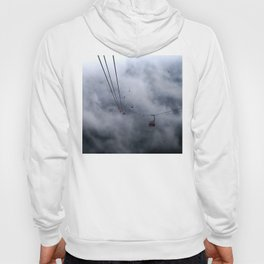 Direct access to outer space? Hoody