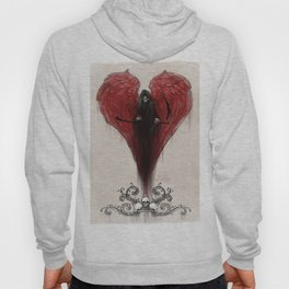 Love Kills; or at least makes you very uncomfortable Hoody