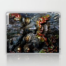 Green man Laptop & iPad Skin