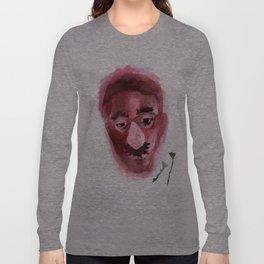 Sad & Clown Long Sleeve T-shirt