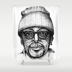 lee Shower Curtain