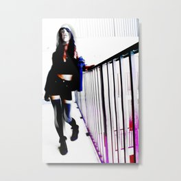 Us Two Metal Print