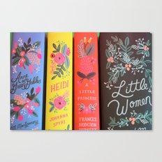 Floral Classics - Close Up Canvas Print