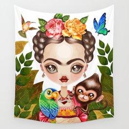 Frida Querida Wall Tapestry