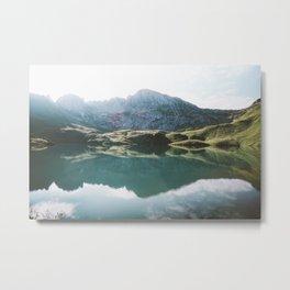 Lake Day Metal Print