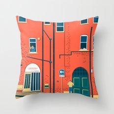 House ii Throw Pillow