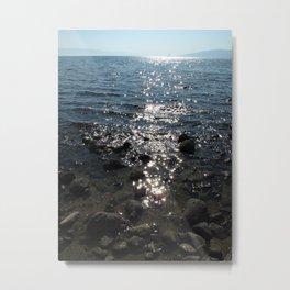Galilee Metal Print