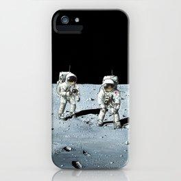 Ocean of Storms iPhone Case