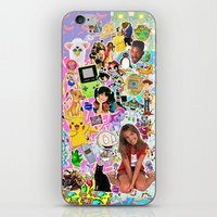 90s iPhone & iPod Skins featuring 90s, childhood. by eriicms
