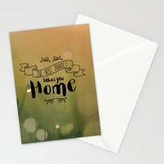 The Best Journey Stationery Cards