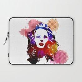 Pop Girl Laptop Sleeve