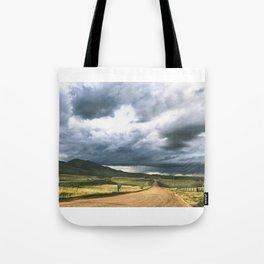 Yin Yang Skies Tote Bag