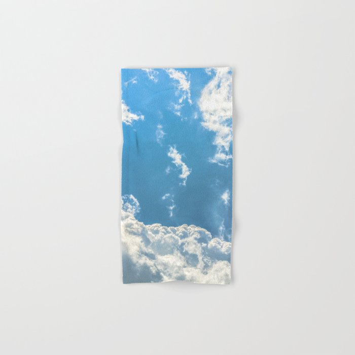 Floating on Air Hand & Bath Towel