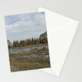 Mt Reynolds and Heavy Runner from Logan Pass Stationery Cards
