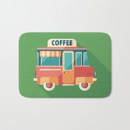 Coffee Van Bath Mat
