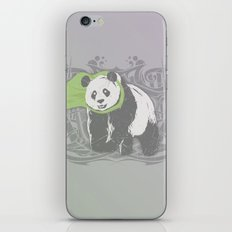 Fearless Creature: Bam iPhone & iPod Skin