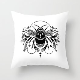 The paradise of some unsung romance; Throw Pillow