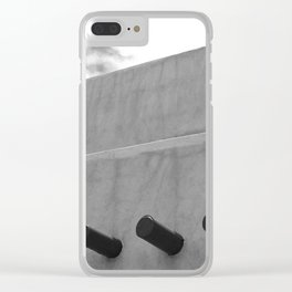 Shapes of Adobe Architecture Clear iPhone Case