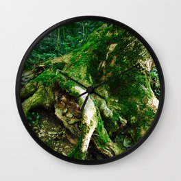 Move If You Want Photography Wall Clock