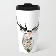 Cerf II Jacob's 1968 fashion Paris Metal Travel Mug